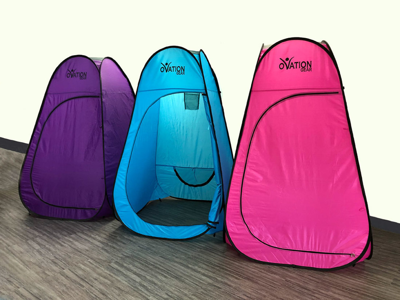 Ovation Gear Pop-Up Changing Tent