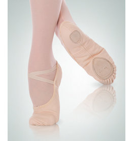 Body Wrappers BW totalStretch Canvas Ballet Shoe