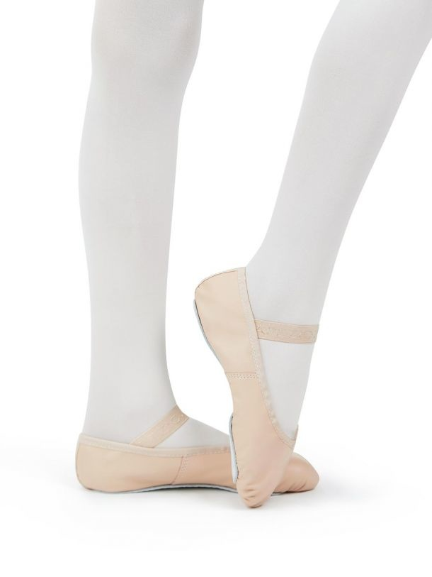 Capezio Child Daisy Leather Ballet
