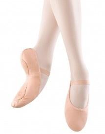 Bloch Child Dansoft II Leather Ballet