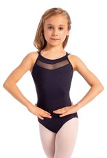 So Danca Child Rosina with Mesh Insert Camisole