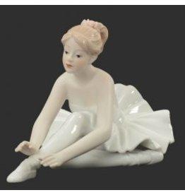 Dasha Designs Dasha Ceramic Ballet Dancer