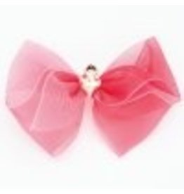 Dasha Designs Ombre Bow w/ Ballerina
