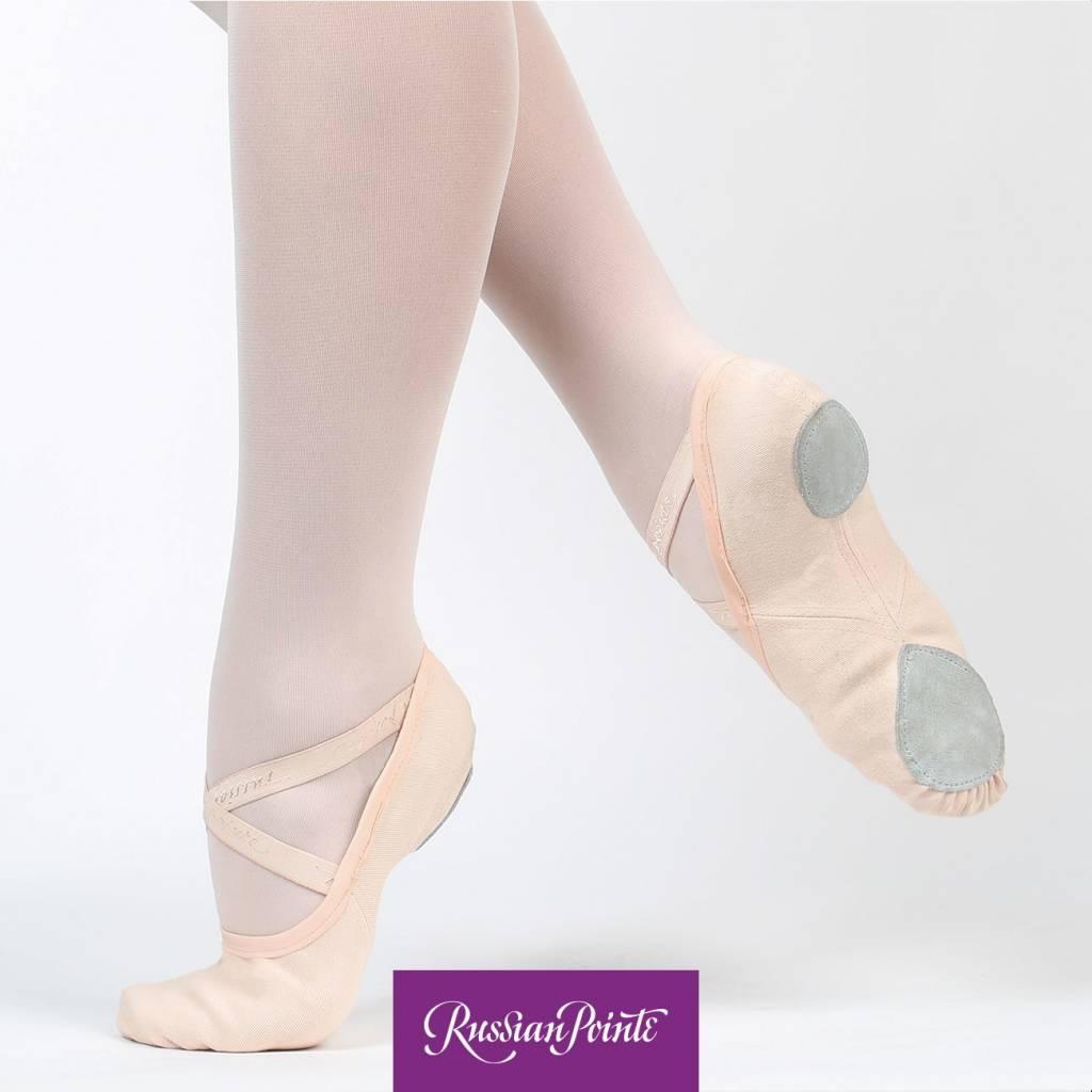 fd4365cd93e3 Russian Pointe Vivante Adult Stretch Ballet - Dance Gear Etc.