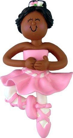 Dasha Designs Ballerina Ornament