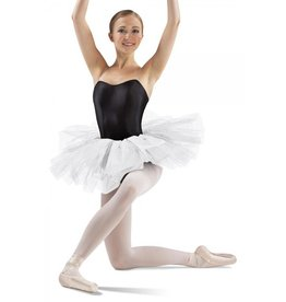 Leo Dancewear Leo Child Pro Tutu WHT