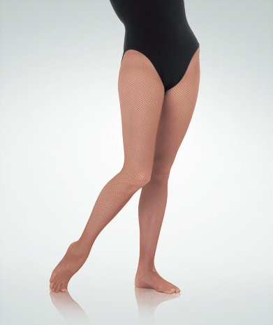 Body Wrappers Child totalStretch Fishnet Tight