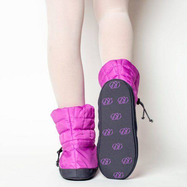 Russian Pointe Russian Pointe Quilted Booties