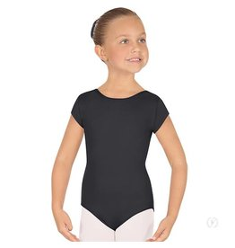 Eurotard Child Microfiber Short Sleeve