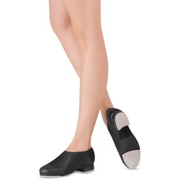 Leo Dancewear Adult Slip-On Jazz Tap Shoe