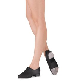 Leo Dancewear Giordano Jazz Tap Black