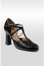 """So Danca Roxy 3"""" Pro T-Strap Broadway Shoe"""