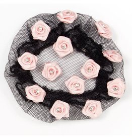 Dasha Designs Dasha Satin Roses w/ Stones Buncover