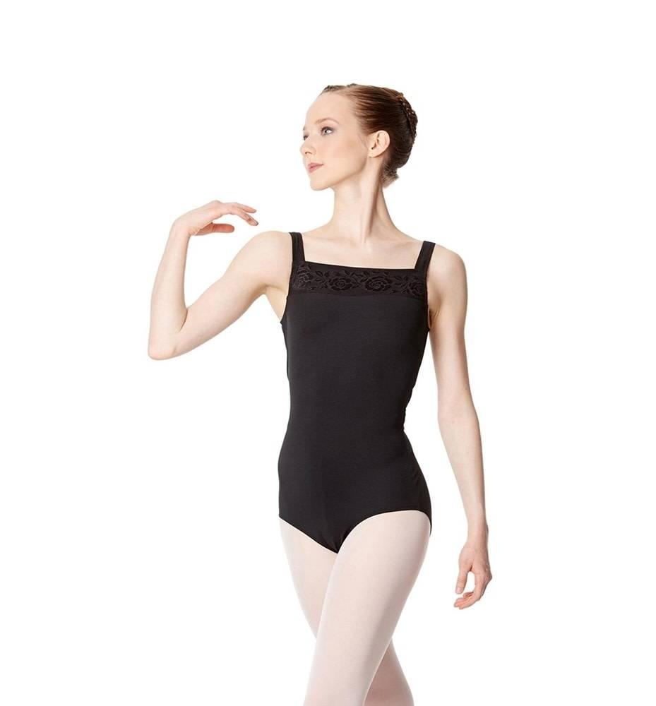 Lulli Dancewear Lena Adult Tank Leotard