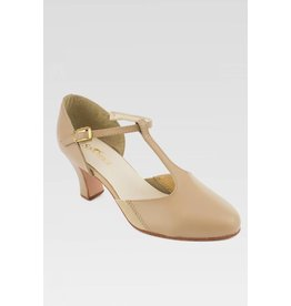 "So Danca CH56 2.5"" T-Strap Character Shoe"