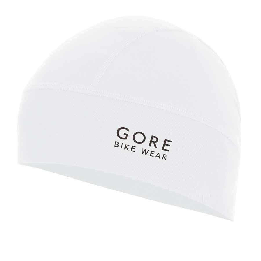 Gore Acc Gore Bike Wear, Universal, Helmet Beany, (HPOWCS0100), White,