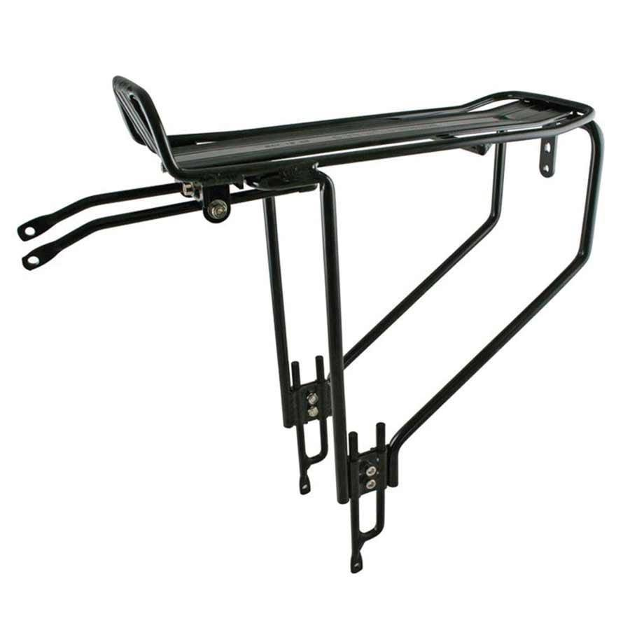 Evo EVO, Classic Touring, Rear rack, Alloy, Adjustable height, Reflector hanger