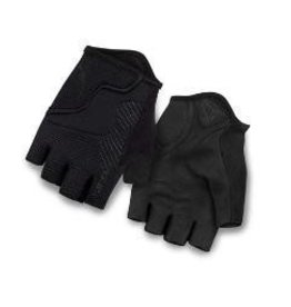 GIRO GLOVES BRAVO, GIRO, GLOVES, MONO BLACK,