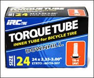 IRC DOWNHILL TUBE 24X2.35-3.0