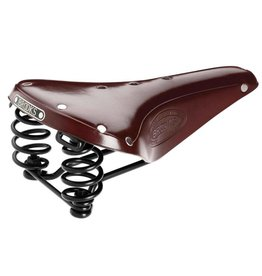 Brooks Brooks, B67 S, Saddle, 240 x 205mm, Women, 810g, Antique Brown