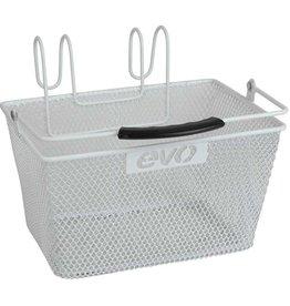 Evo EVO, E-Cargo Lift Off Mesh, Basket, White, 24x17x13cm