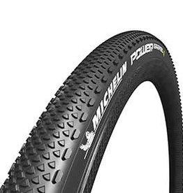 Michelin Michelin, Pwer Gravel, Tire, 700C, 35C, Flding, X-Miles, Bead2Bead Prtek, TPI: 3x120, PSI: 90, Black