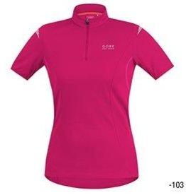 Gore Bike Wear Element Lady, Jersey, Gore Bike Wear,  Pink/Blaze Or L