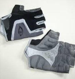 GIRO GLOVES BRAVO, GLOVES, BLACK, M