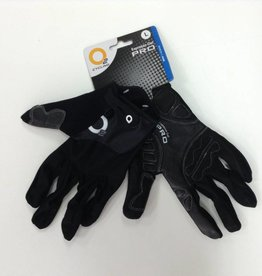 Evo Espresso Gel Pro, Gloves, O2, BLACK S