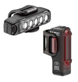 Lezyne Lezyne, Strip Drive, Light, Set, Black