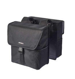 BASIL Basil, G Duble Bag, Duble bag, Slid Black
