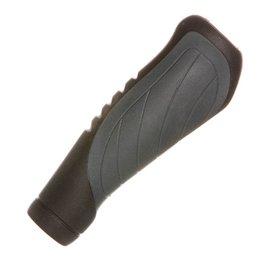 Evo EVO, Wrest™ Grips, Slip-On, 135mm, Black/Gray
