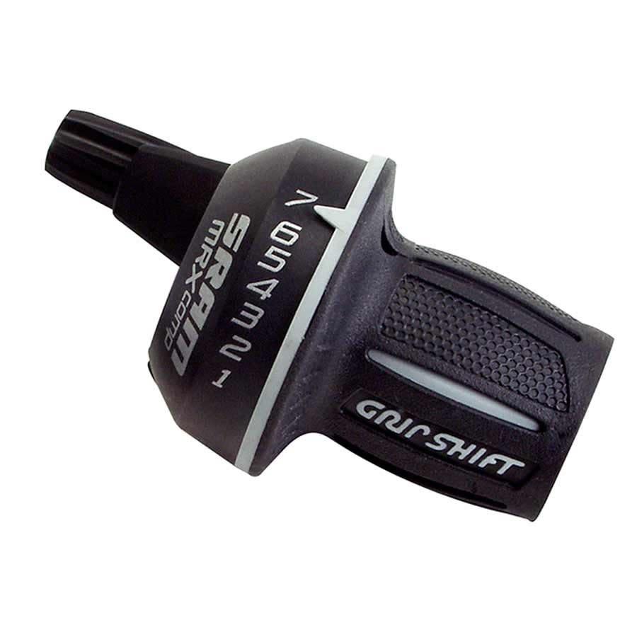 Sram Sram MRX Comp Gripshift Right, 7-Speed