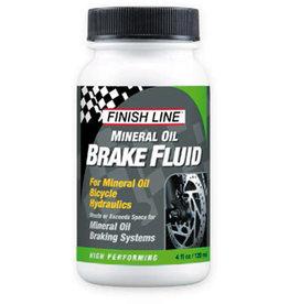 Finish Line Mineral Brake Fluid 4oz Big Mouth