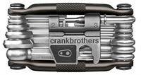 CRANKBROTHERS Multi Tool 19 Black Midnight Edition