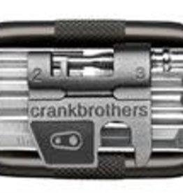 CRANKBROTHERS Multi Tool 17 Black Midnight Edition