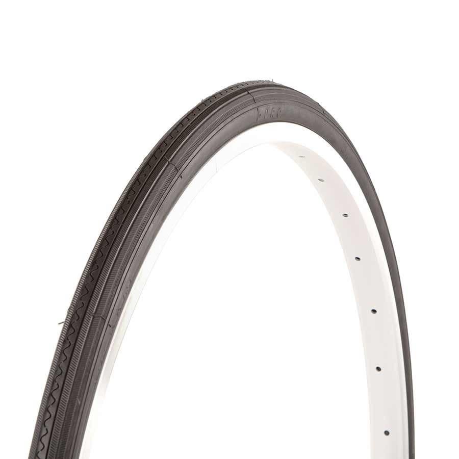 Evo EVO, Dash, Tire, 27''x1-1/4, Wire, Clincher, Black