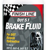 Finish Line DOT Brake Fluid 4oz Big Mouth