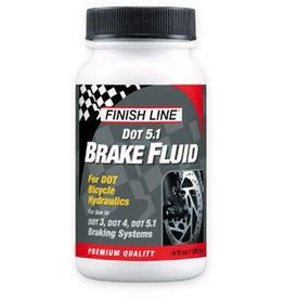 Finish Line DOT Brake Fluid 4oz Big Mouth