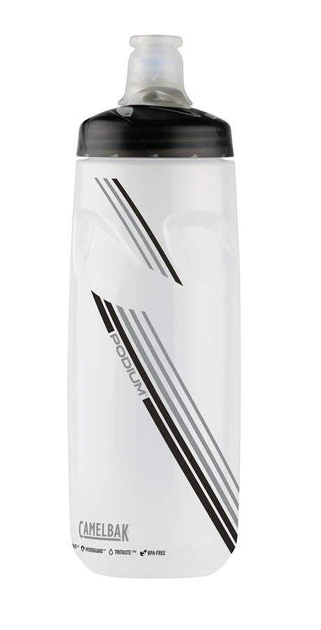 CAMELBAK BOTTLES Podium 21oz Clear Carbon
