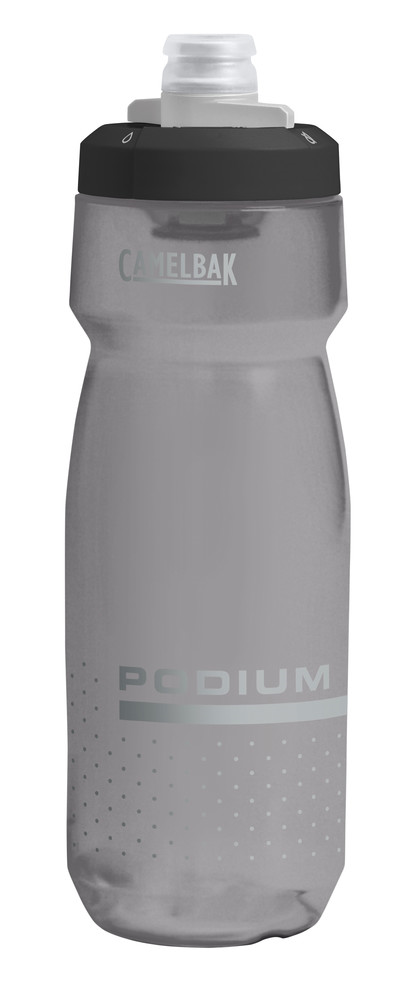 CAMELBAK Camelbak Podium Water Bottle: 24oz, Smoke