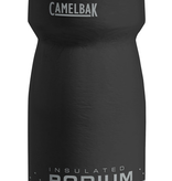 CAMELBAK Camelbak Podium Chill Water Bottle: 21oz, Black