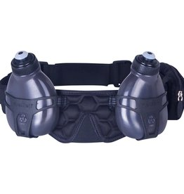 FuelBelt FuelBelt, Helium, 2bottle belt, black, OS