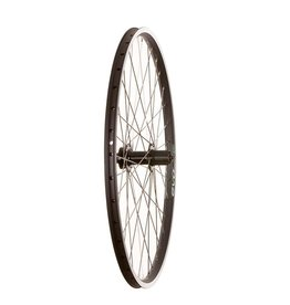 "WHEEL SHOP Wheel Shp, Rear 27.5"" Wheel, 36H Black Ally Duble Wall Ev E Tur 19/ Black Frmula DC-22 QR 8-10spd 6 Blt Disc Hub, Stainless Spkes"