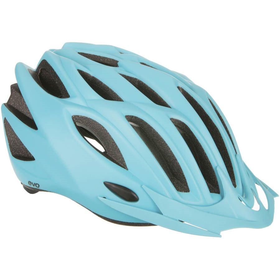 Evo Evo, Draff, Helmet, Matte Blue, LXL, 55-61cm