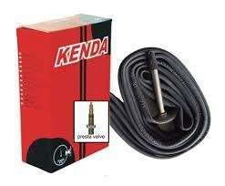 Kenda Kenda, Tube, Presta, 33mm, 27x1-1/8x1-1/4 or Use 700c x 28-32