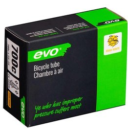 Evo EV, Inner tube, 700C, 35-44C, Presta, 33mm,