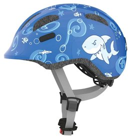 Abus Abus, Smiley, Helmet, Blue Sharky, M, 50-55cm