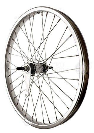 Wheel, 20x1.95, alloy, coaster