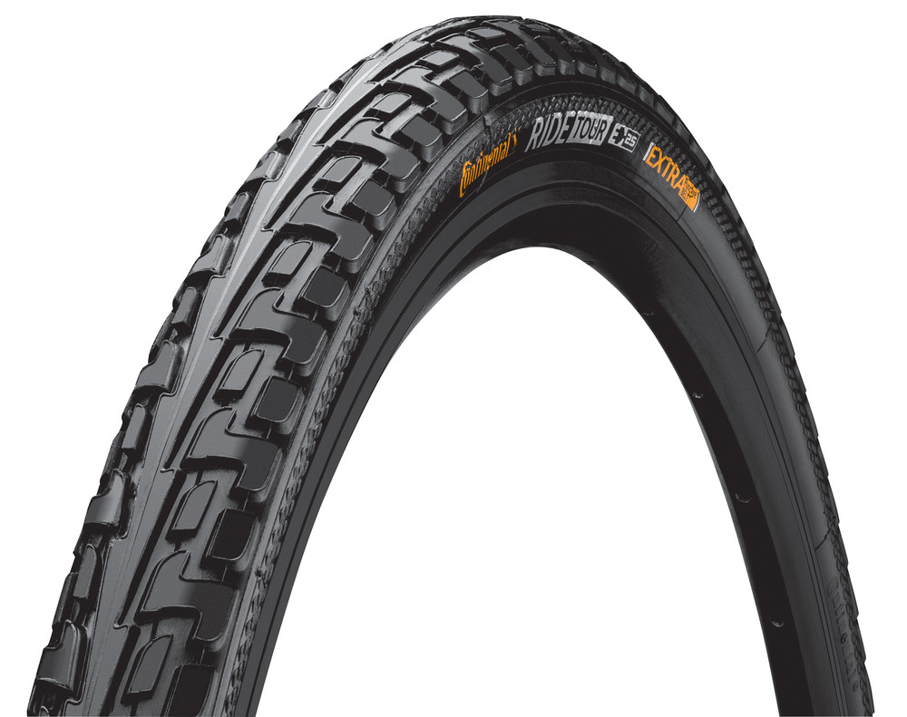 Continental Ride Tour, 26x1.75, wire, Tire, Continental